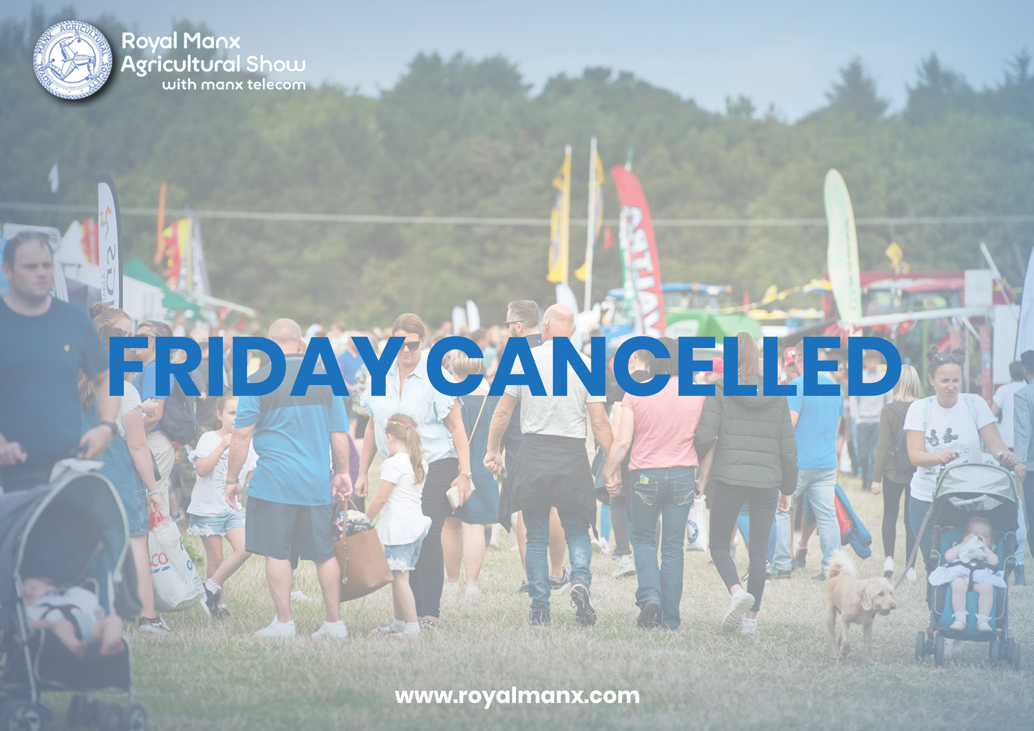 Friday Cancelled