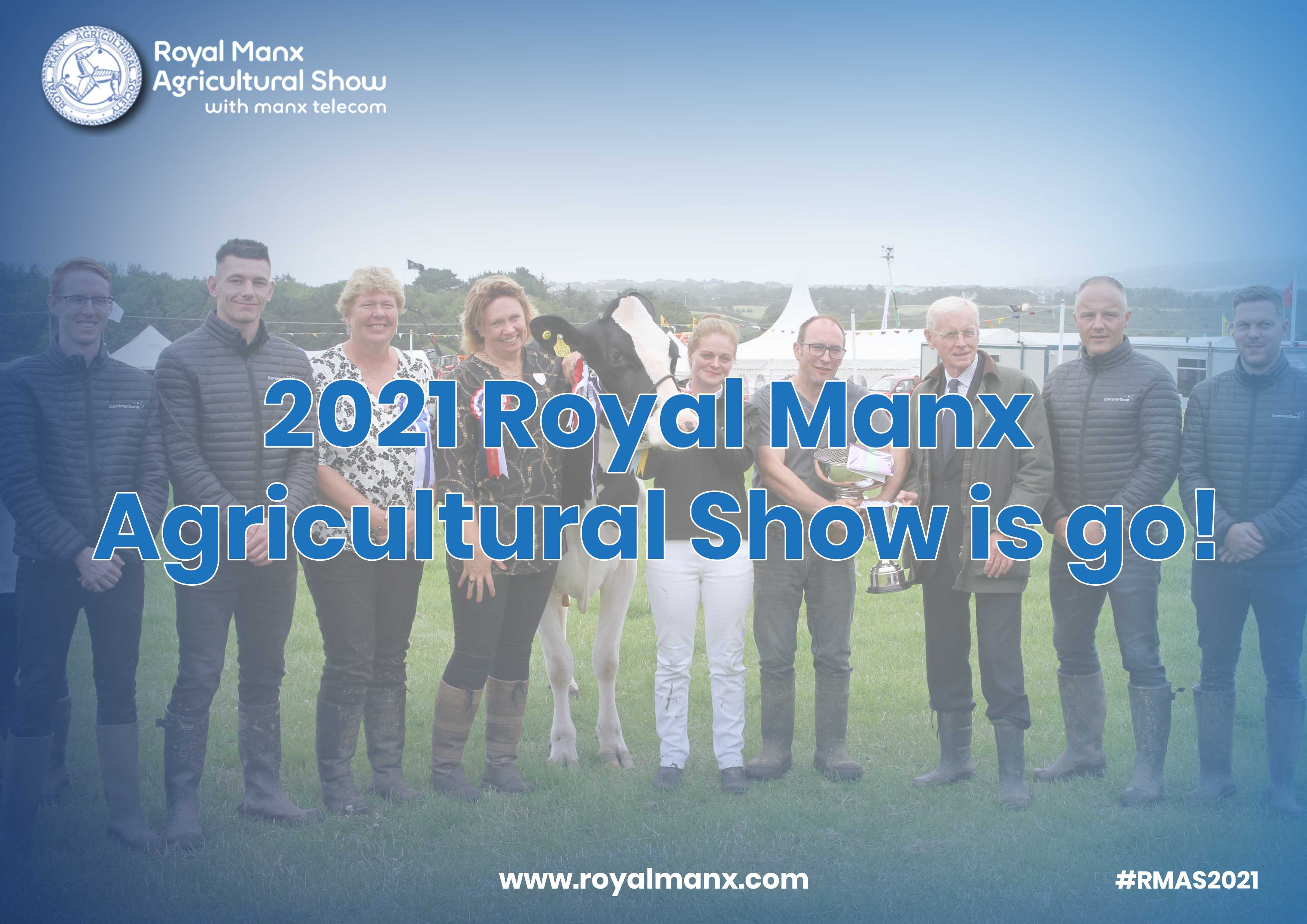 2021 Royal Manx Agricultural Show is go!