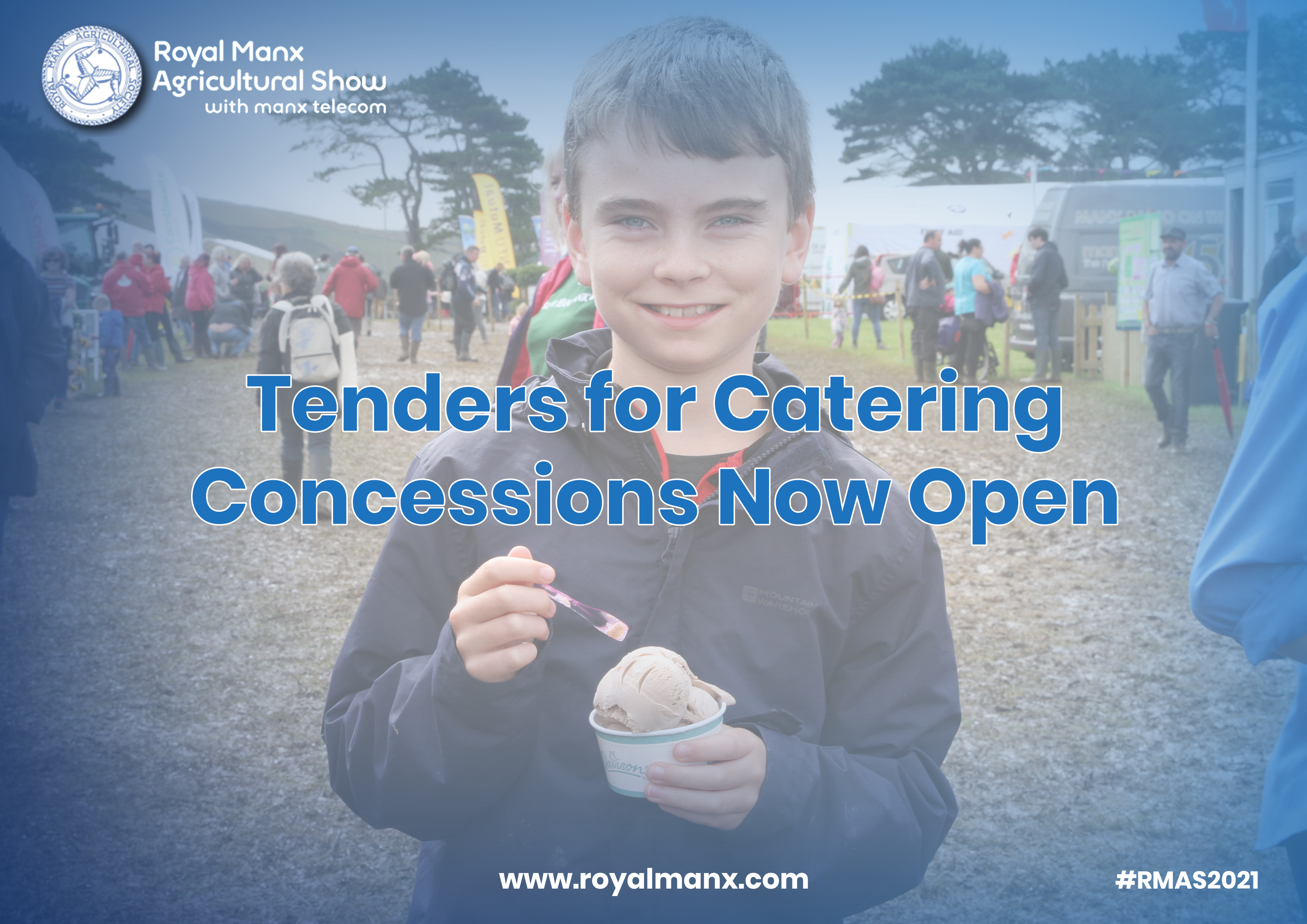 Tenders for Show Field  catering concessions