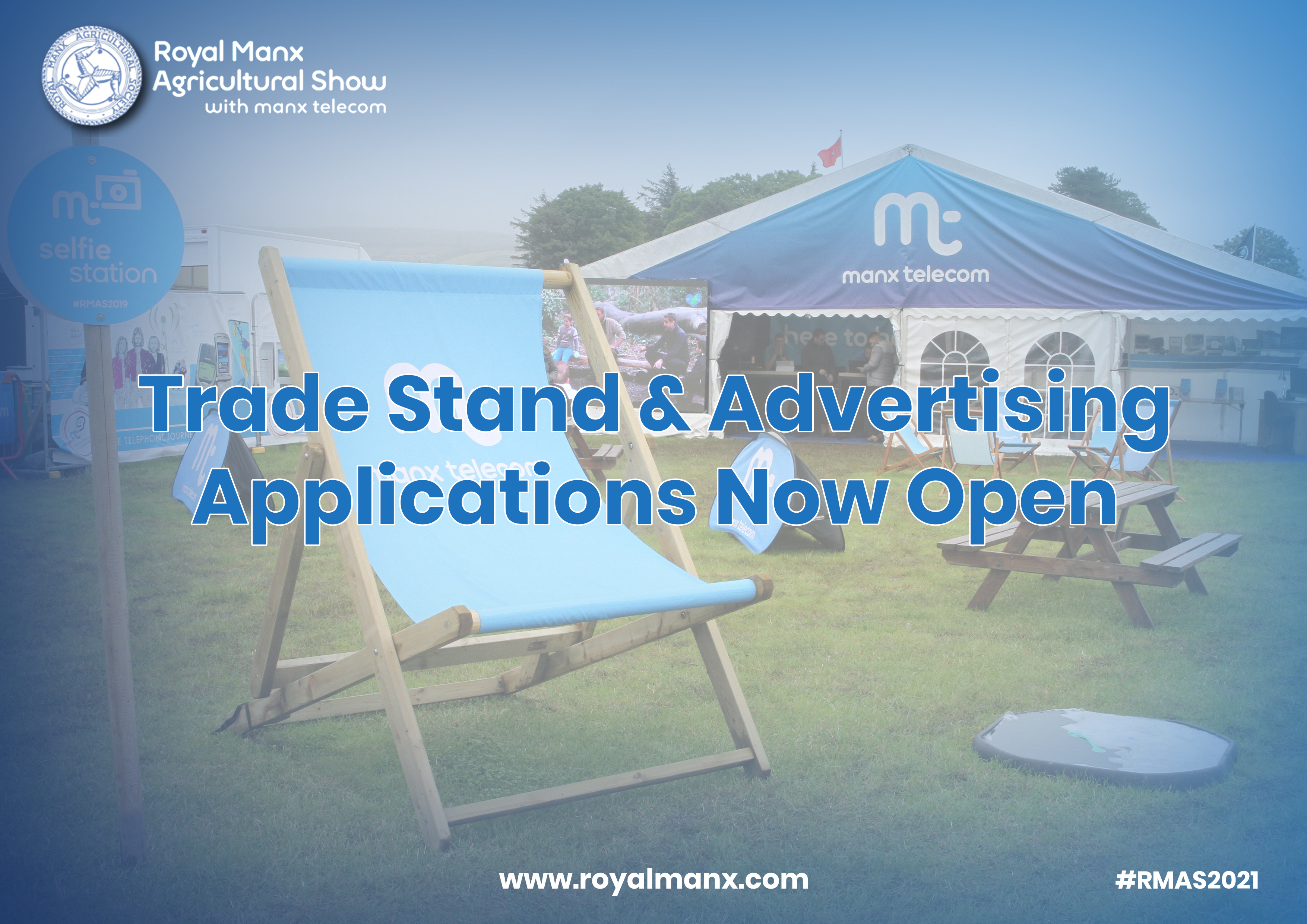 Trade Stand & Advertising Applications Now Open