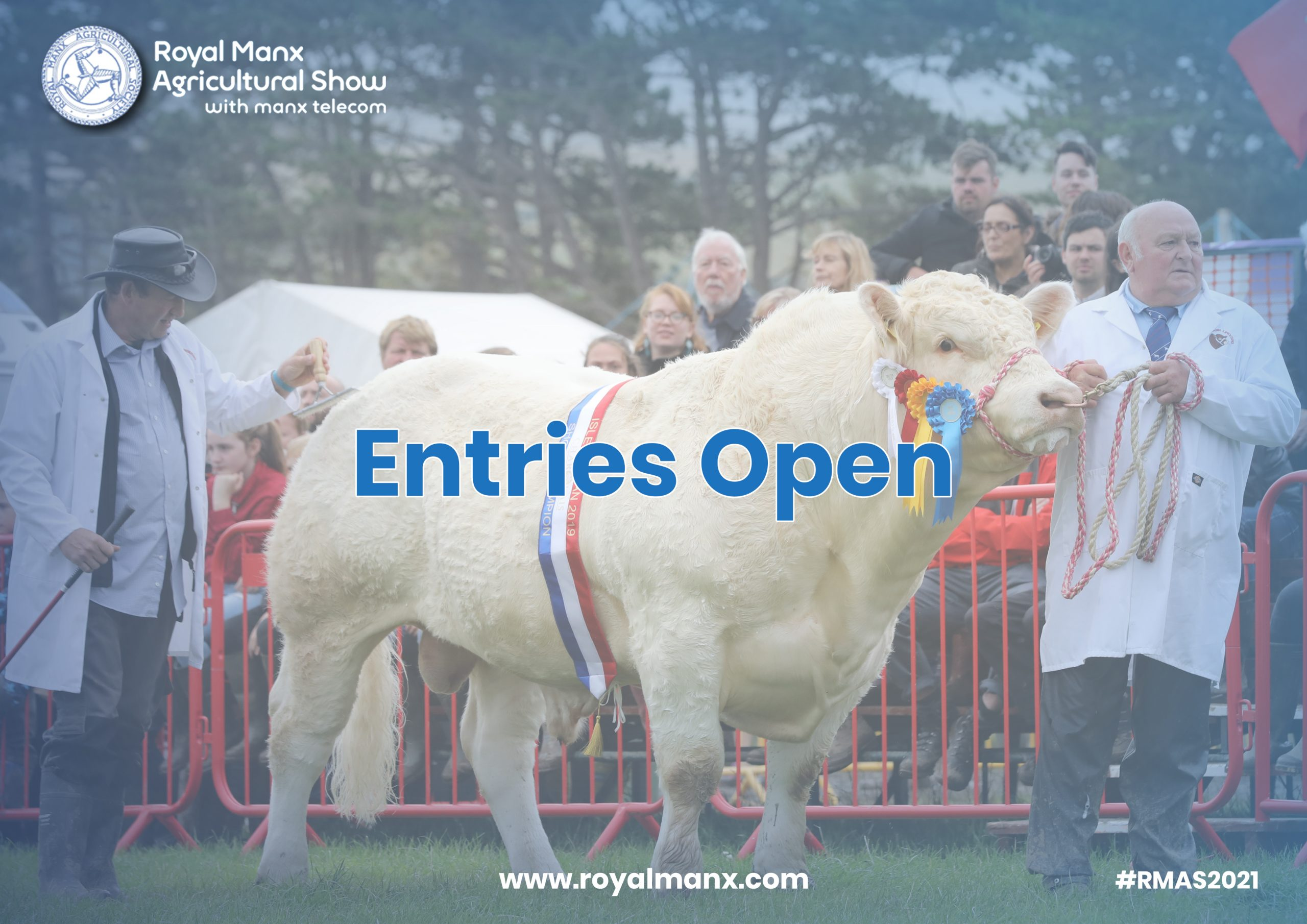 Enter online for this years Royal Manx Agricultural Show