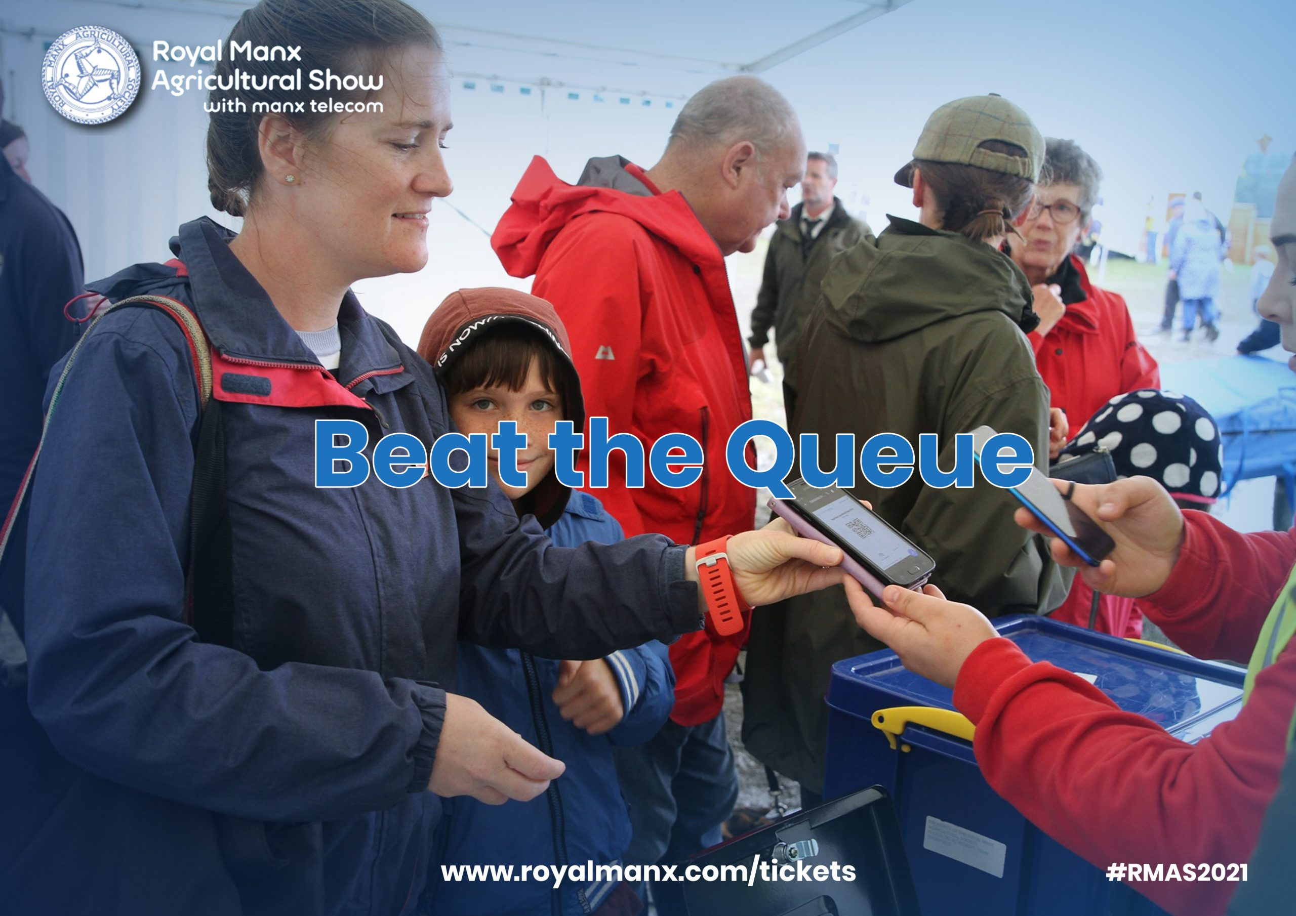 Beat the queue!